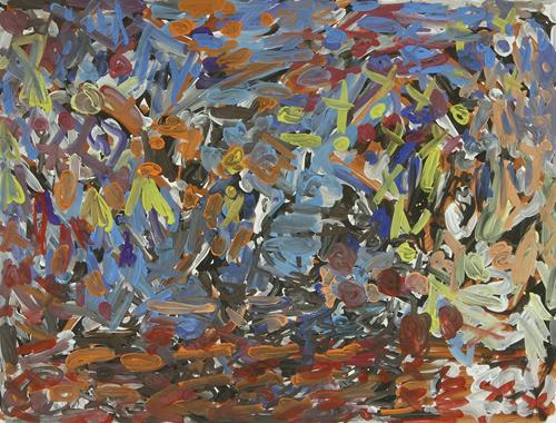 Yuriy Samsonov, Venice., Abstraktes, Landschaft, Abstrakter Expressionismus