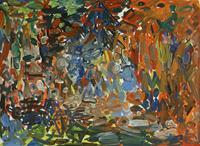 Yuriy-Samsonov-Abstraktes-Landschaft-Moderne-Expressionismus
