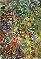 Yuriy-Samsonov-Abstraktes-Bewegung-Moderne-Expressionismus-Abstrakter-Expressionismus