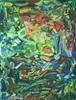 Yuriy Samsonov, Licorice root., Abstraktes, Landschaft, Abstrakter Expressionismus