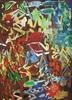 Yuriy Samsonov, Story., Abstraktes, Landschaft, Abstrakter Expressionismus