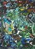 Yuriy Samsonov, It is difficult to explain., Abstraktes, Landschaft, Abstrakter Expressionismus