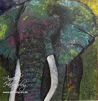 Angelika Haßenpflug, Elephant