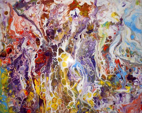 Sewo43, O/T, Abstraktes, Abstrakte Kunst, Expressionismus