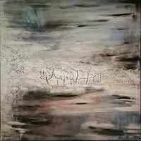 Uli-Schweitzer-Landschaft-Winter-Bewegung-Moderne-Abstrakte-Kunst