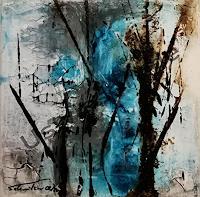 Uli-Schweitzer-Landschaft-Natur-Wald-Moderne-Abstrakte-Kunst