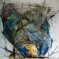 Uli-Schweitzer-Fantasie-Pflanzen-Baeume-Moderne-Abstrakte-Kunst