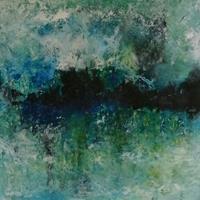 Uli-Schweitzer-Natur-Wasser-Bewegung-Moderne-Expressionismus-Abstrakter-Expressionismus