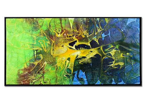 Thomas Stephan, Bring Me Home, Abstraktes, Gefühle, Abstrakter Expressionismus