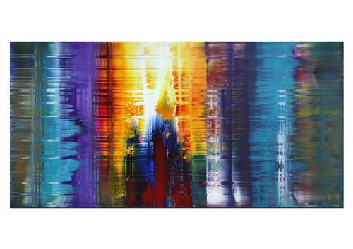 Thomas Stephan, Komposition Nr. 1, Abstraktes, Musik, Abstrakter Expressionismus