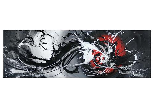 Thomas Stephan, Seelenliebe, Abstraktes, Gefühle, Neo-Expressionismus