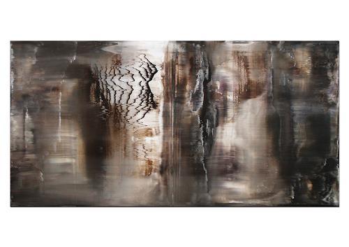 Thomas Stephan, Elevated, Abstraktes, Natur, Abstrakter Expressionismus
