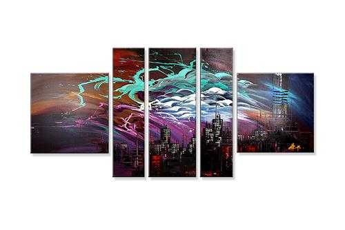 Thomas Stephan, Shadow Dream, Abstraktes, Fantasie, Abstrakte Kunst