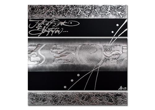 Thomas Stephan, Seitensprung, Abstraktes, Gefühle, Abstrakter Expressionismus