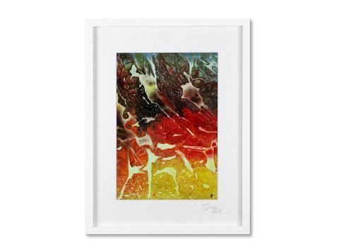 Thomas Stephan, Sulveron, Abstraktes, Skurril, Abstrakter Expressionismus