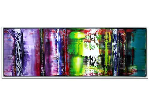 Thomas Stephan, Lebensinhalt, Gefühle, Abstrakter Expressionismus
