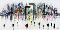 Andreas-Garbe-Abstraktes-Architektur-Moderne-Expressionismus-Neo-Expressionismus