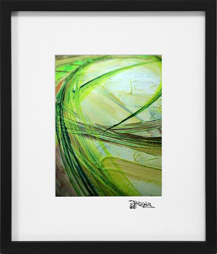 Andreas Garbe, Multiple Vereinigung I, Abstraktes, Fantasie, Abstrakter Expressionismus