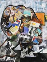 Andreas-Garbe-Menschen-Abstraktes-Moderne-Expressionismus-Neo-Expressionismus