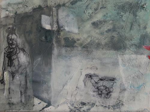 margarete hartmann, Guardian Angel, Menschen: Familie, Fantasie, Postsurrealismus
