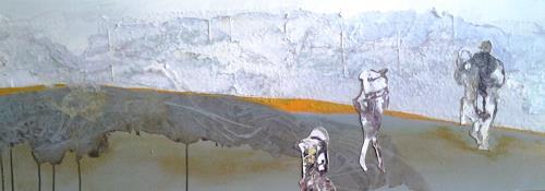 margarete hartmann, o.T, Menschen: Familie, Abstraktes, Gegenwartskunst