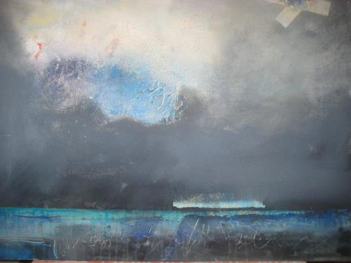 margarete hartmann, o.T, Abstraktes, Abstraktes, Abstrakte Kunst, Expressionismus