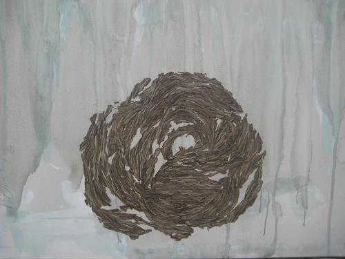 margarete hartmann, Vespaio0, Natur, Gegenwartskunst