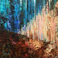 Olga-Scheck-Abstraktes-Natur-Wasser-Gegenwartskunst-Gegenwartskunst