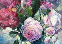 Olga-Scheck-Pflanzen-Blumen-Gegenwartskunst-Gegenwartskunst