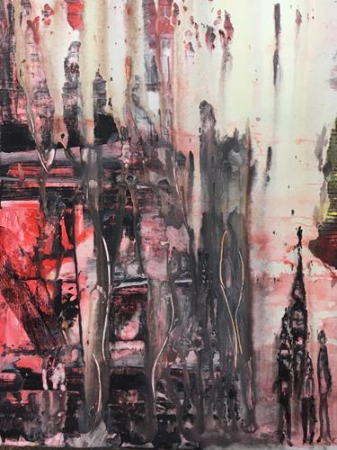 Ruth Loewenkamp, Industrie, Architektur, Diverse Bauten, Abstrakte Kunst