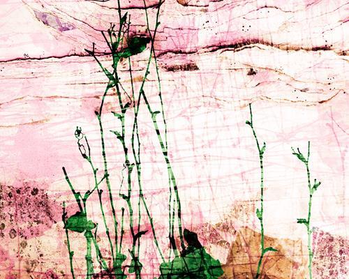Brigitte Kraus, In Love, Abstraktes, Gegenwartskunst, Expressionismus