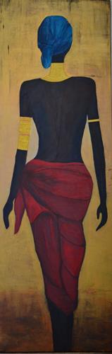 Archim Rößl, Sultana of Swing, Menschen: Frau, Art Déco