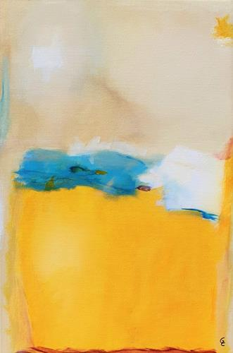 Carmen Zippe, Der ideale Tag, Abstraktes, Abstrakte Kunst, Expressionismus