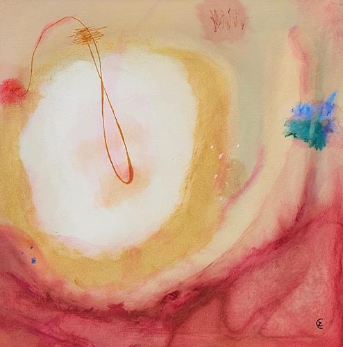 Carmen Zippe, Zeit zum Träumen, Abstraktes, Abstrakte Kunst, Expressionismus