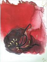 Marie-Ruda-Abstraktes-Fantasie-Moderne-Abstrakte-Kunst