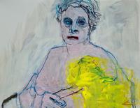 Barbara Kroll, Portrait einer Frau