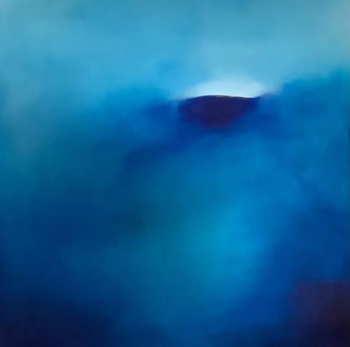 Volker Vieregg, o.T., Abstraktes, Informel, Expressionismus