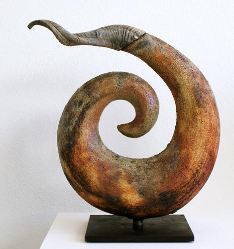 Silvia Plüss, O/T, Abstraktes, Gegenwartskunst, Expressionismus