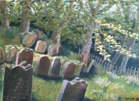Joachim-Tatje-Landschaft-Huegel-Tod-Krankheit-Moderne-Impressionismus-Postimpressionismus