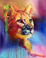 Sabrina-Seck-1-Abstraktes-Tiere-Land-Moderne-Expressionismus-Abstrakter-Expressionismus