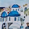 Peter Seiler, Oia Santorini