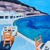 Peter Seiler, Ammoudi Bay Santorini - 2020
