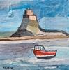 Peter Seiler, Lindisfarne Castle - Holy Island GB