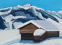 Peter-Seiler-Landschaft-Berge-Gegenwartskunst-Gegenwartskunst