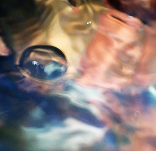 Andrea Kasper, Raumverdichtet, Abstraktes, Natur: Wasser, Gegenwartskunst