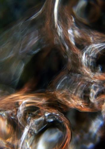 Andrea Kasper, Neptuns Wind, Abstraktes, Natur: Wasser, Gegenwartskunst