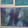 Aleksandra Pomorisac, Imagined landscape, Abstraktes, Landschaft, Gegenwartskunst