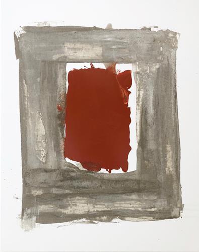 Christine Graf, Nucleus, Abstraktes, Art Brut