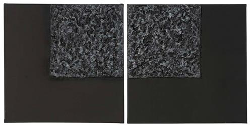 MOTTO, o.T., Abstraktes, Art Brut