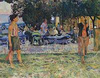 Polona-Petek-Menschen-Gruppe-Gegenwartskunst--Gegenwartskunst-